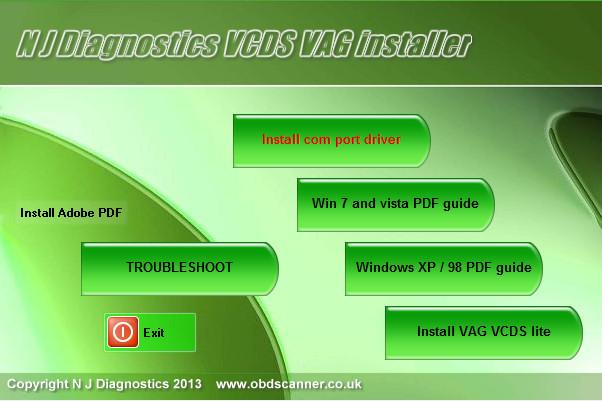 Auto Diagnostic Tool Usb Cable Kkl Vcds Lite Obd2 Obd Fits