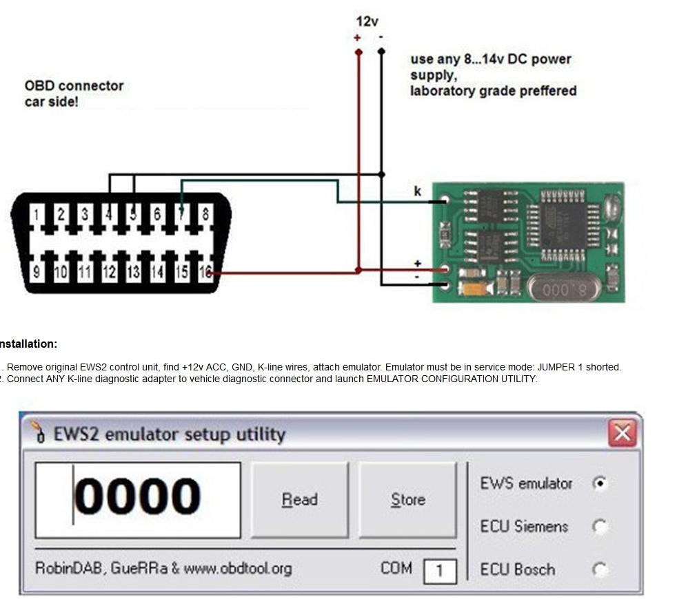 Bmw Ews Wiring Diagram Wiring Diagrams All